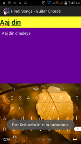 Hindi Songs Guitar Chords PRO 1 0 Download APK for Android