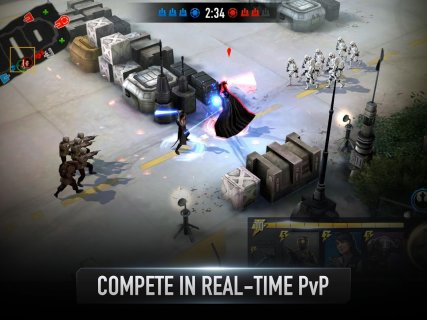 Star Wars™: Force Arena screenshot 3