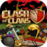 Cla-sh of Cla-ns hack tool free download for iOS Android Icon