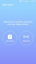 Samsung Smart Switch Mobile Screenshot