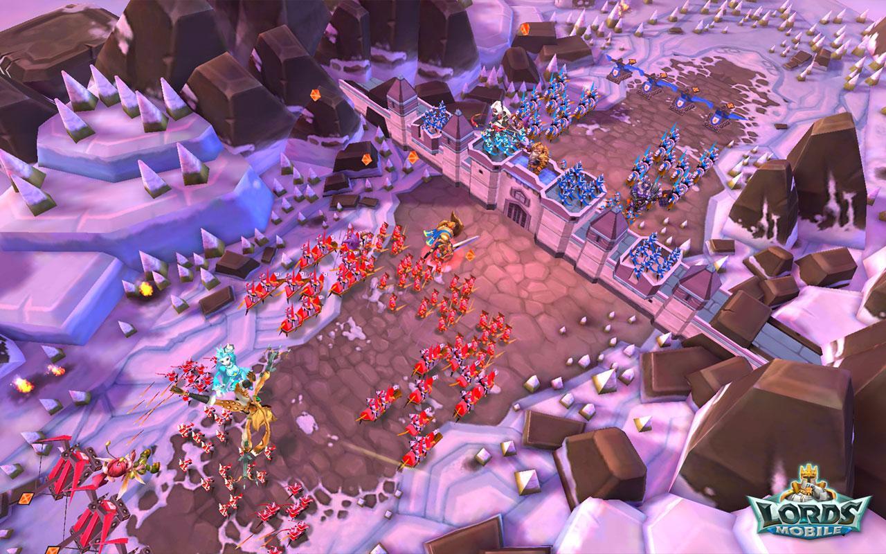 Lords Mobile screenshot 1